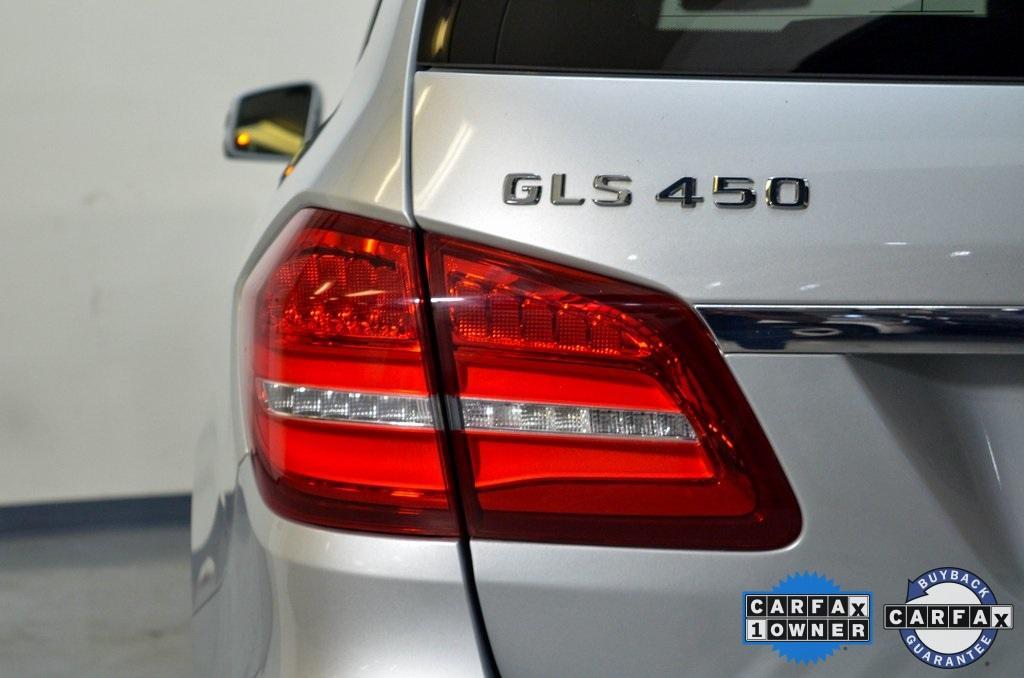 Used 2017 Mercedes-Benz GLS GLS 450 for sale Sold at Gravity Autos Marietta in Marietta GA 30060 14