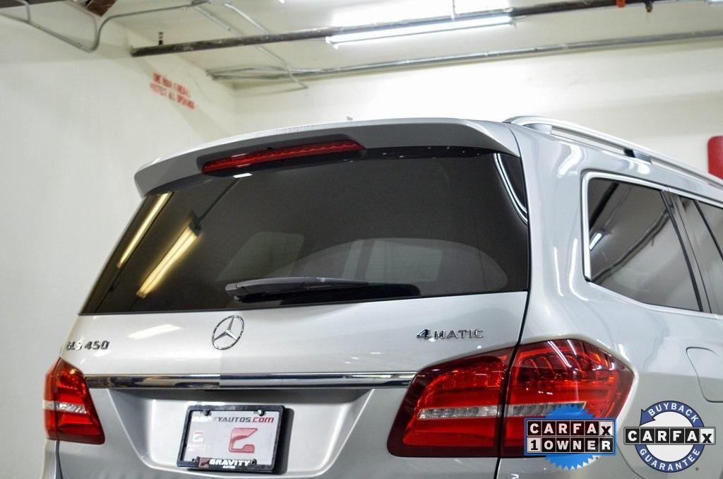 Used 2017 Mercedes-Benz GLS GLS 450 for sale Sold at Gravity Autos Marietta in Marietta GA 30060 16