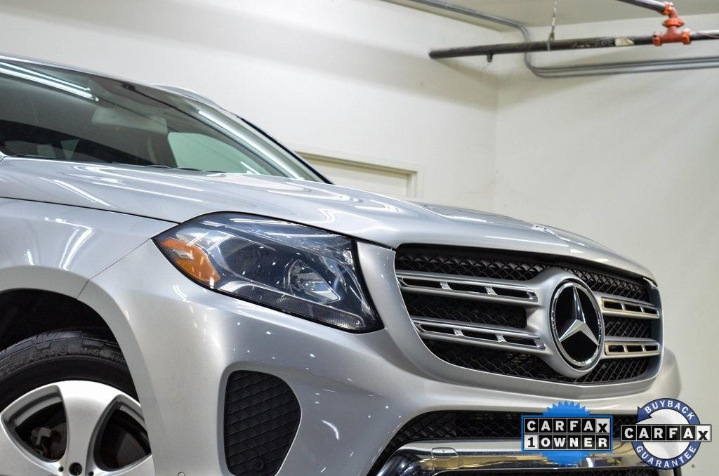 Used 2017 Mercedes-Benz GLS GLS 450 for sale Sold at Gravity Autos Marietta in Marietta GA 30060 2