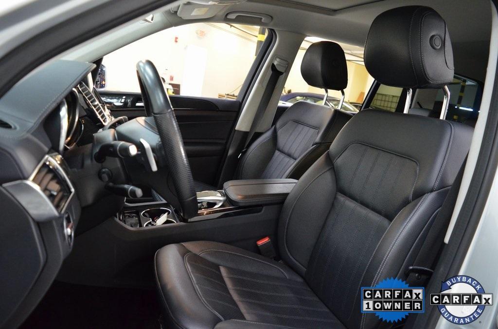 Used 2017 Mercedes-Benz GLS GLS 450 for sale Sold at Gravity Autos Marietta in Marietta GA 30060 31