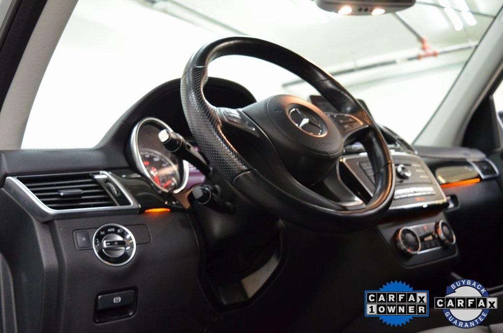 Used 2017 Mercedes-Benz GLS GLS 450 for sale Sold at Gravity Autos Marietta in Marietta GA 30060 32