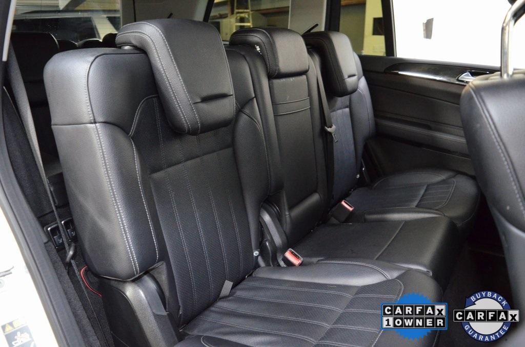 Used 2017 Mercedes-Benz GLS GLS 450 for sale Sold at Gravity Autos Marietta in Marietta GA 30060 36