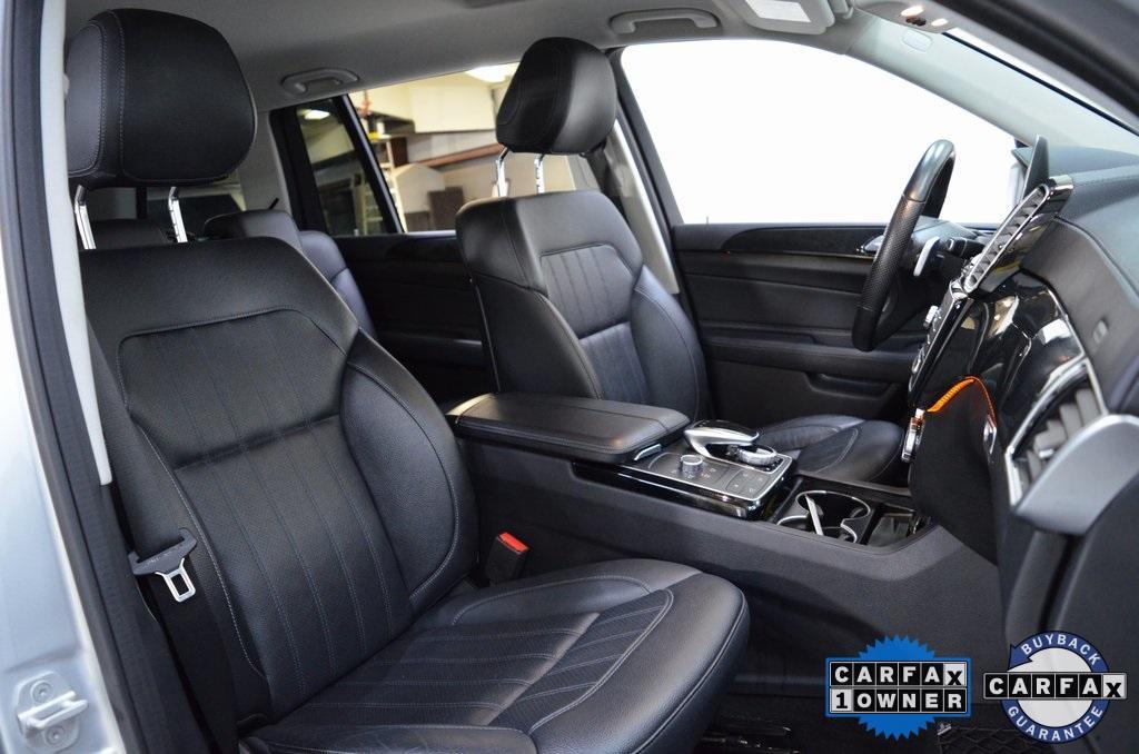 Used 2017 Mercedes-Benz GLS GLS 450 for sale Sold at Gravity Autos Marietta in Marietta GA 30060 37