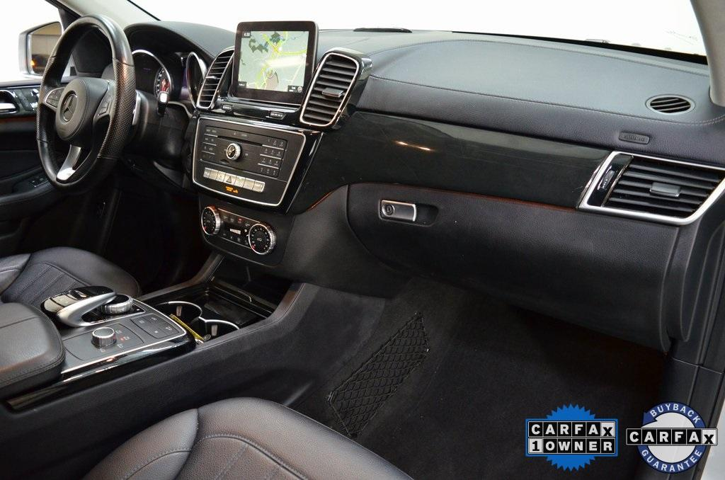 Used 2017 Mercedes-Benz GLS GLS 450 for sale Sold at Gravity Autos Marietta in Marietta GA 30060 38