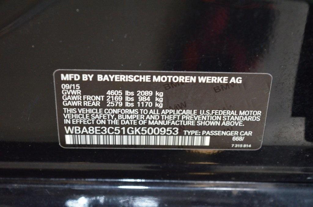 Used 2016 BMW 3 Series 328i xDrive for sale Sold at Gravity Autos Marietta in Marietta GA 30060 38