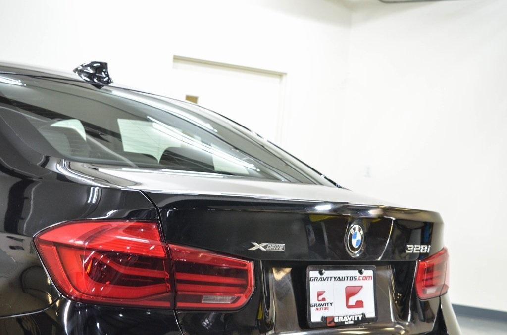 Used 2016 BMW 3 Series 328i xDrive for sale Sold at Gravity Autos Marietta in Marietta GA 30060 8