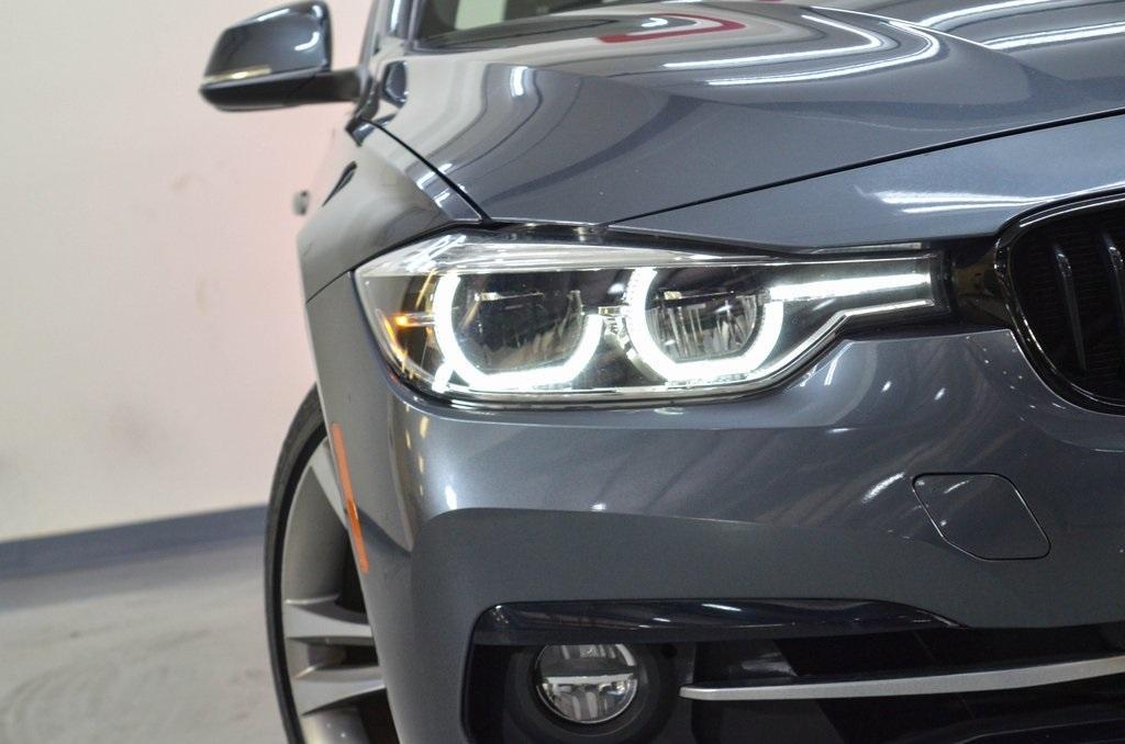 Used 2018 BMW 3 Series 330i for sale Sold at Gravity Autos Marietta in Marietta GA 30060 10