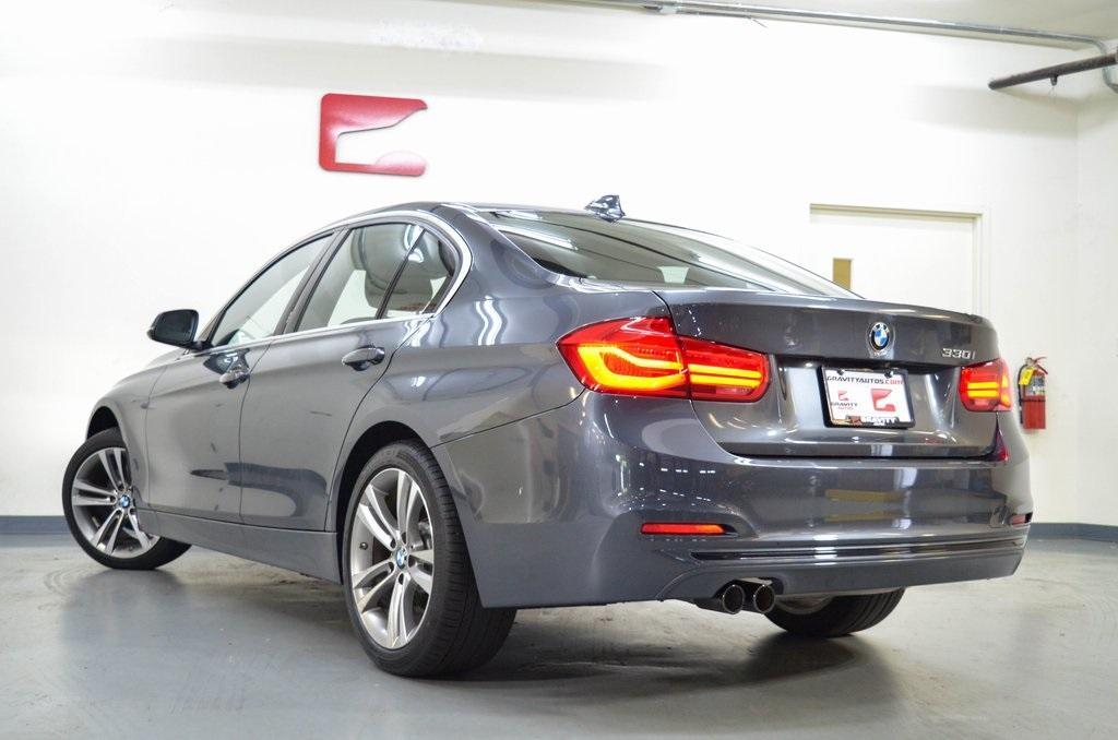 Used 2018 BMW 3 Series 330i for sale Sold at Gravity Autos Marietta in Marietta GA 30060 12