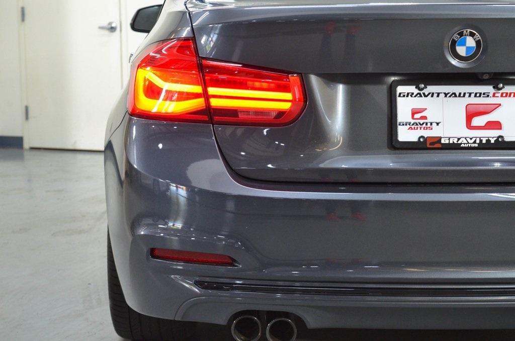 Used 2018 BMW 3 Series 330i for sale Sold at Gravity Autos Marietta in Marietta GA 30060 13