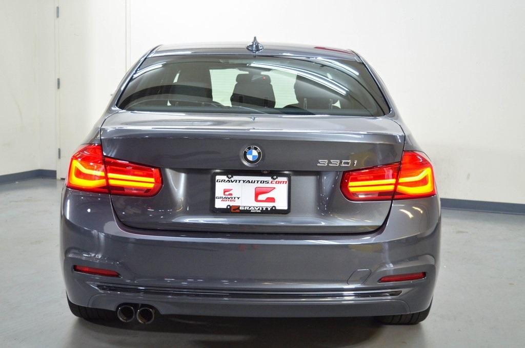 Used 2018 BMW 3 Series 330i for sale Sold at Gravity Autos Marietta in Marietta GA 30060 3