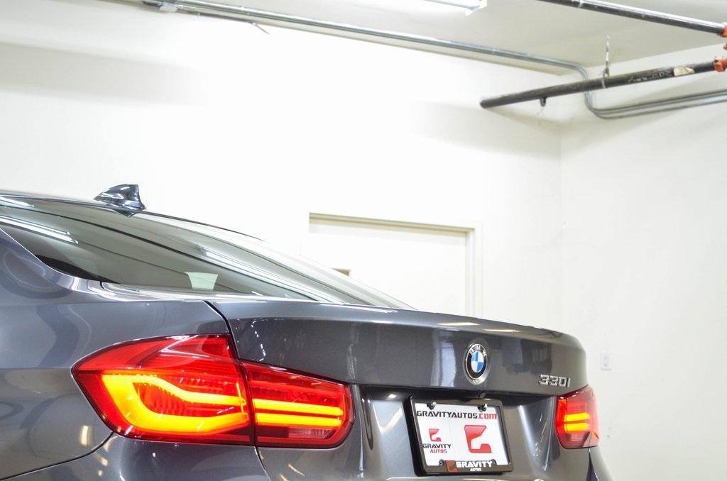 Used 2018 BMW 3 Series 330i for sale Sold at Gravity Autos Marietta in Marietta GA 30060 8
