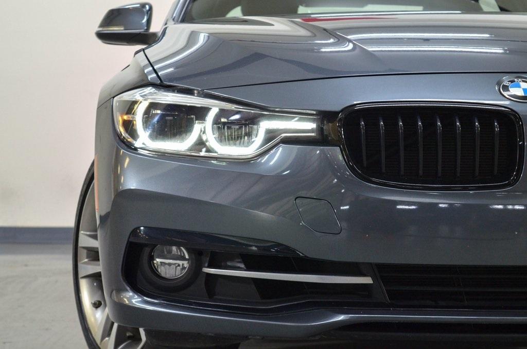 Used 2018 BMW 3 Series 330i for sale Sold at Gravity Autos Marietta in Marietta GA 30060 9