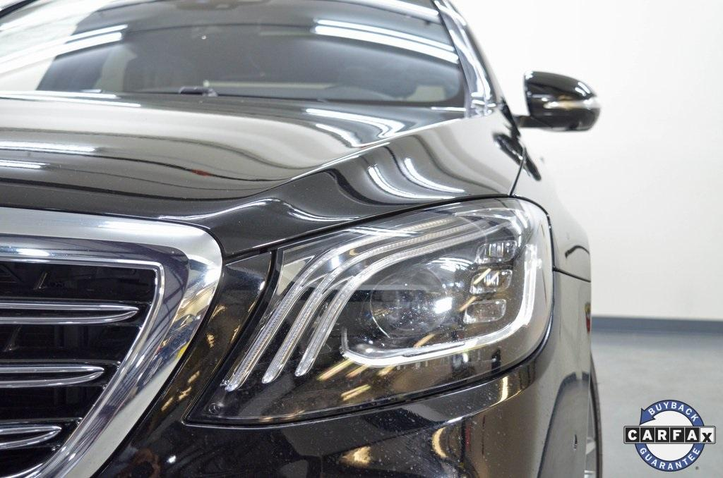 Used 2018 Mercedes-Benz S-Class S 450 for sale Sold at Gravity Autos Marietta in Marietta GA 30060 10