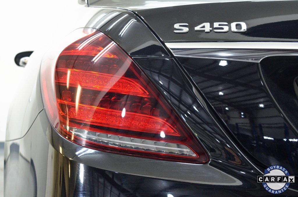 Used 2018 Mercedes-Benz S-Class S 450 for sale Sold at Gravity Autos Marietta in Marietta GA 30060 12