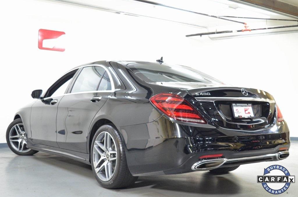 Used 2018 Mercedes-Benz S-Class S 450 for sale Sold at Gravity Autos Marietta in Marietta GA 30060 14