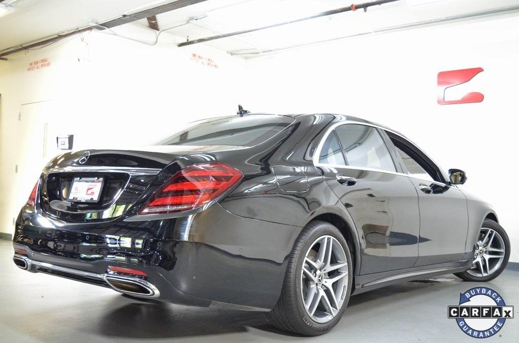 Used 2018 Mercedes-Benz S-Class S 450 for sale Sold at Gravity Autos Marietta in Marietta GA 30060 15