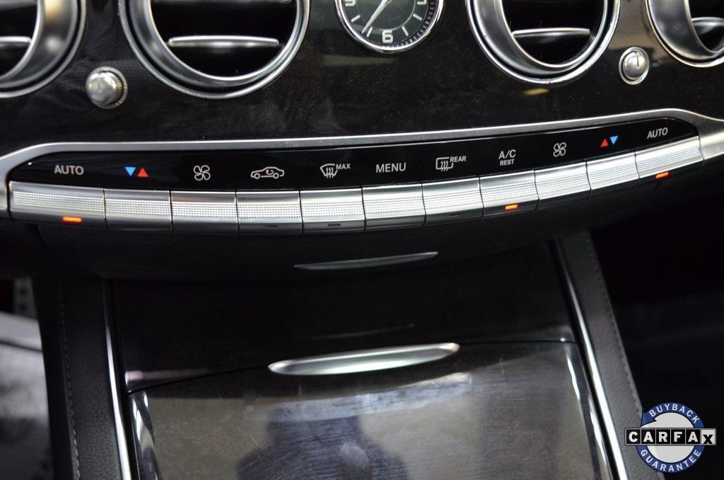 Used 2018 Mercedes-Benz S-Class S 450 for sale Sold at Gravity Autos Marietta in Marietta GA 30060 20