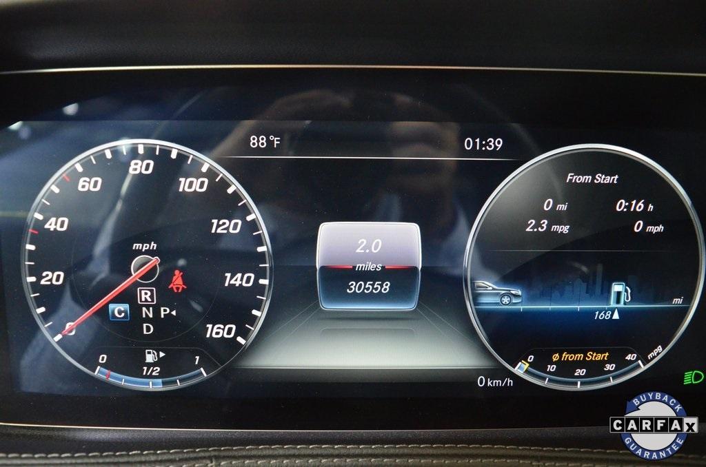 Used 2018 Mercedes-Benz S-Class S 450 for sale Sold at Gravity Autos Marietta in Marietta GA 30060 24