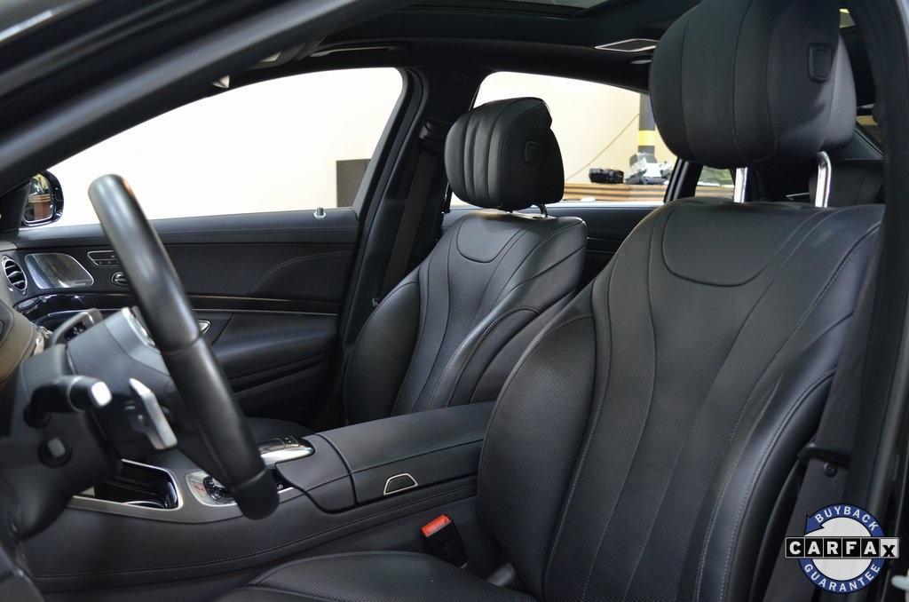 Used 2018 Mercedes-Benz S-Class S 450 for sale Sold at Gravity Autos Marietta in Marietta GA 30060 31