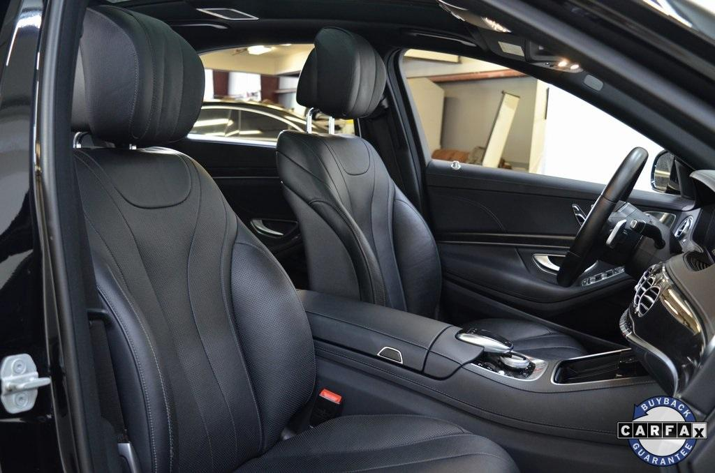 Used 2018 Mercedes-Benz S-Class S 450 for sale Sold at Gravity Autos Marietta in Marietta GA 30060 34