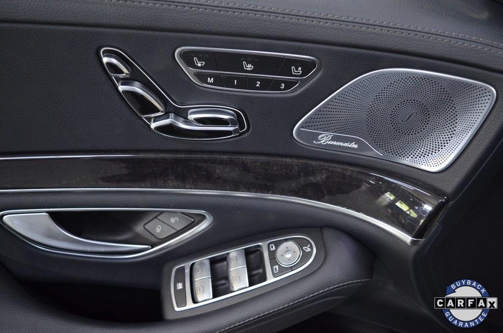 Used 2018 Mercedes-Benz S-Class S 450 for sale Sold at Gravity Autos Marietta in Marietta GA 30060 37