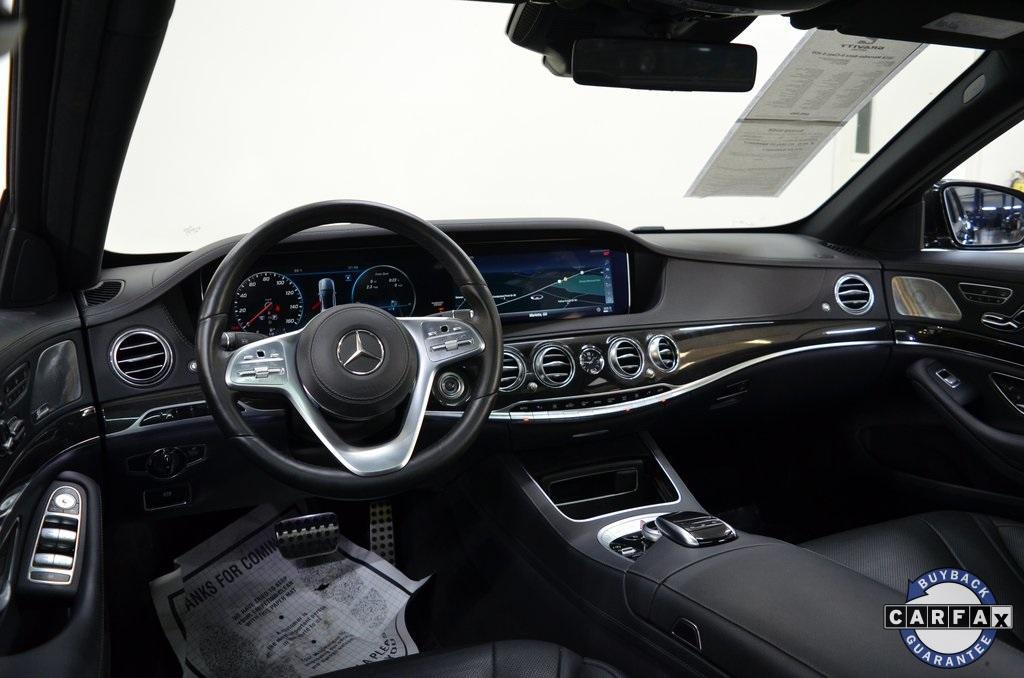 Used 2018 Mercedes-Benz S-Class S 450 for sale Sold at Gravity Autos Marietta in Marietta GA 30060 39