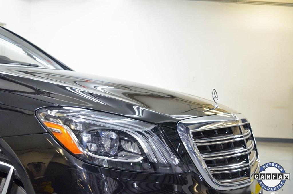 Used 2018 Mercedes-Benz S-Class S 450 for sale Sold at Gravity Autos Marietta in Marietta GA 30060 5