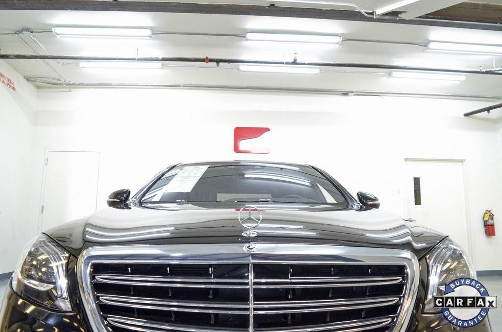 Used 2018 Mercedes-Benz S-Class S 450 for sale Sold at Gravity Autos Marietta in Marietta GA 30060 6
