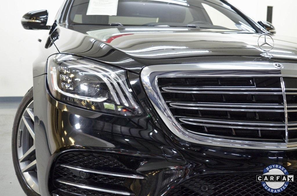 Used 2018 Mercedes-Benz S-Class S 450 for sale Sold at Gravity Autos Marietta in Marietta GA 30060 8