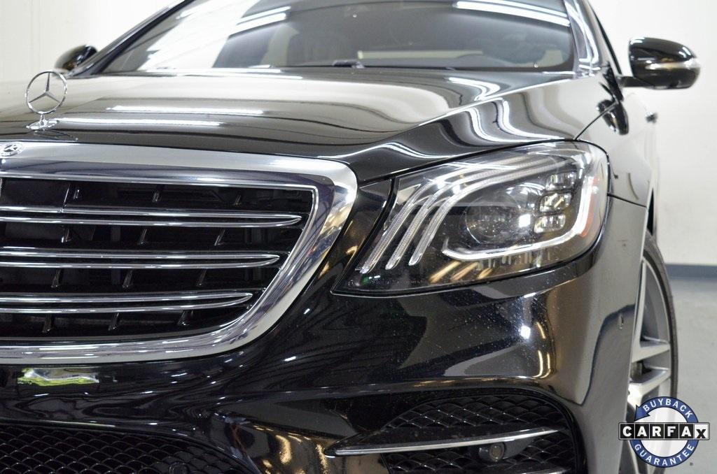 Used 2018 Mercedes-Benz S-Class S 450 for sale Sold at Gravity Autos Marietta in Marietta GA 30060 9