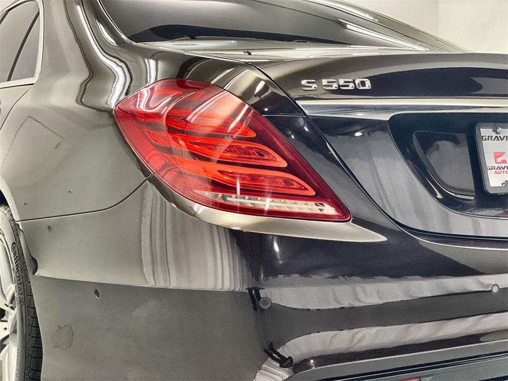 Used 2015 Mercedes-Benz S-Class S 550 for sale Sold at Gravity Autos Marietta in Marietta GA 30060 11