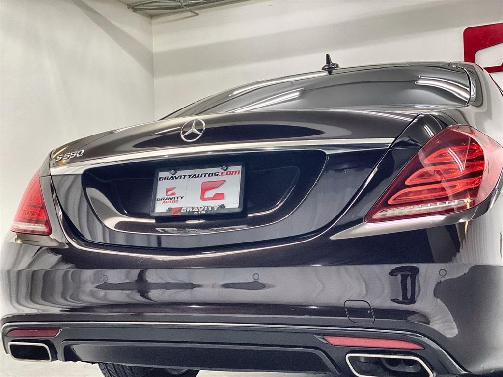 Used 2015 Mercedes-Benz S-Class S 550 for sale Sold at Gravity Autos Marietta in Marietta GA 30060 12
