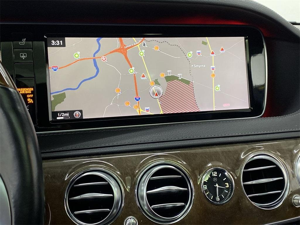 Used 2015 Mercedes-Benz S-Class S 550 for sale Sold at Gravity Autos Marietta in Marietta GA 30060 31