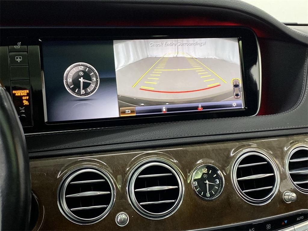 Used 2015 Mercedes-Benz S-Class S 550 for sale Sold at Gravity Autos Marietta in Marietta GA 30060 32