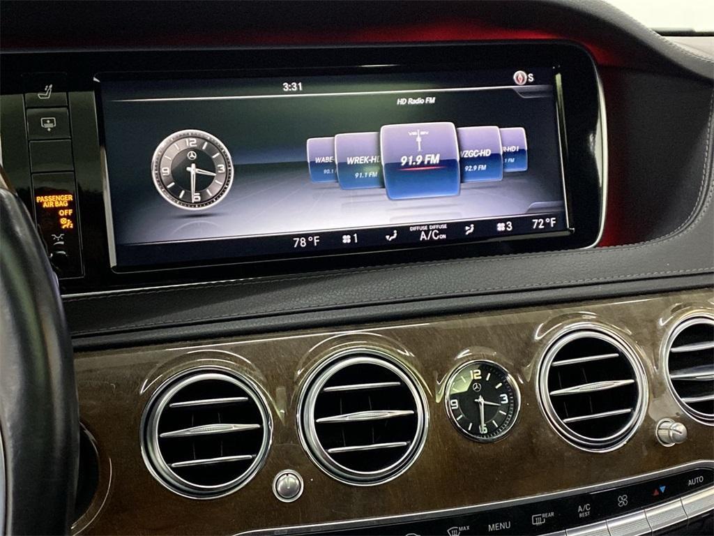 Used 2015 Mercedes-Benz S-Class S 550 for sale Sold at Gravity Autos Marietta in Marietta GA 30060 33