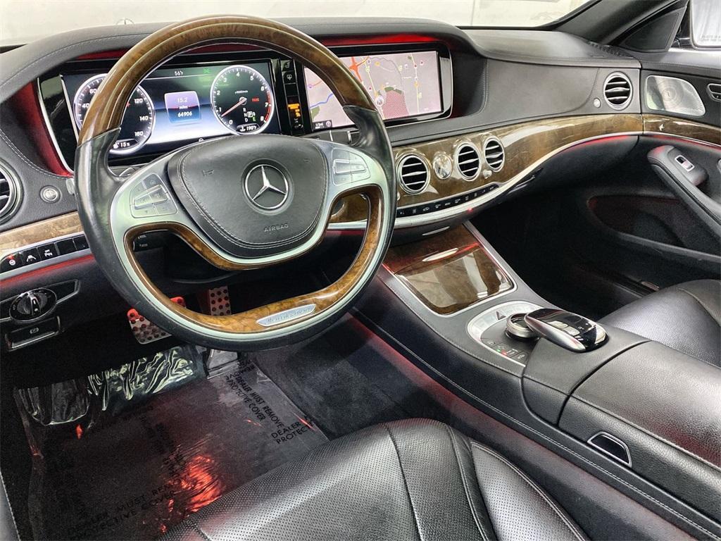 Used 2015 Mercedes-Benz S-Class S 550 for sale Sold at Gravity Autos Marietta in Marietta GA 30060 41