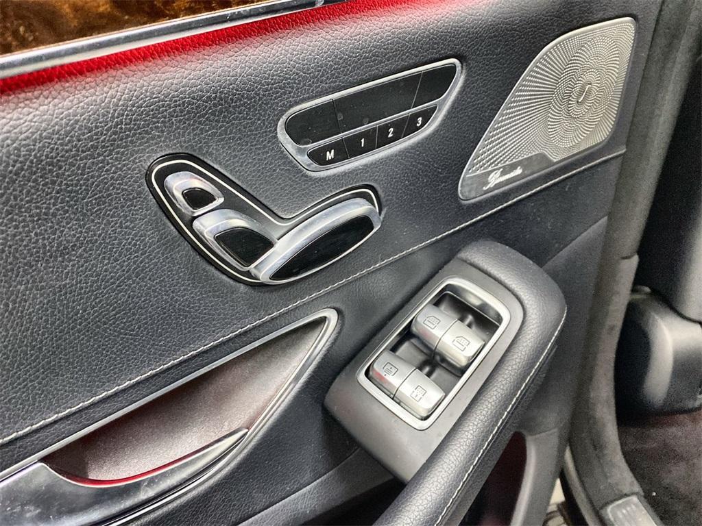 Used 2015 Mercedes-Benz S-Class S 550 for sale Sold at Gravity Autos Marietta in Marietta GA 30060 43