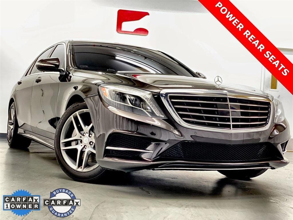 Used 2015 Mercedes-Benz S-Class S 550 for sale Sold at Gravity Autos Marietta in Marietta GA 30060 1