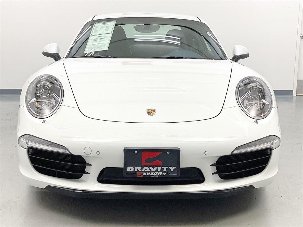 Used 2014 Porsche 911 Carrera S for sale Sold at Gravity Autos Marietta in Marietta GA 30060 2