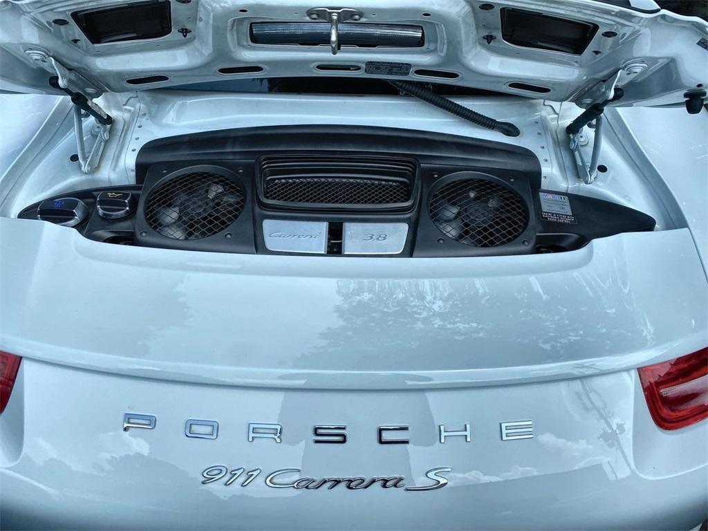 Used 2014 Porsche 911 Carrera S for sale Sold at Gravity Autos Marietta in Marietta GA 30060 25