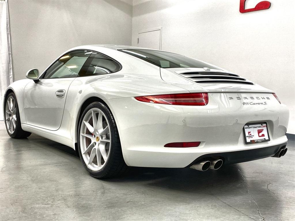 Used 2014 Porsche 911 Carrera S for sale Sold at Gravity Autos Marietta in Marietta GA 30060 5