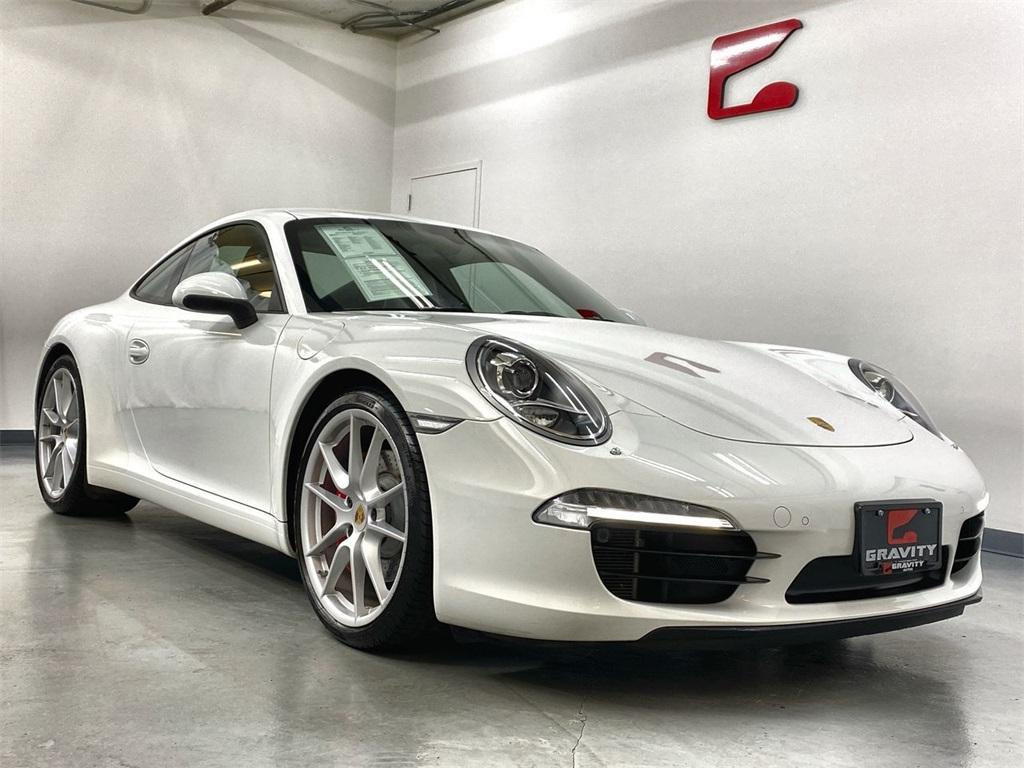 Used 2014 Porsche 911 Carrera S for sale Sold at Gravity Autos Marietta in Marietta GA 30060 9