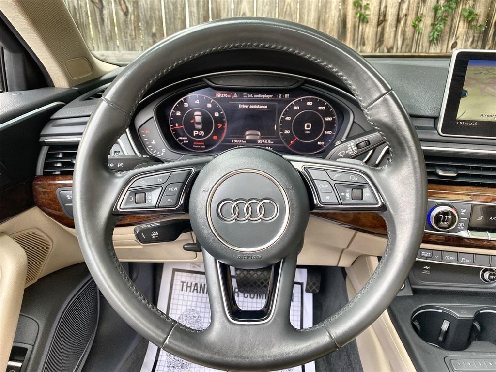 Used 2018 Audi A4 2.0T for sale Sold at Gravity Autos Marietta in Marietta GA 30060 14