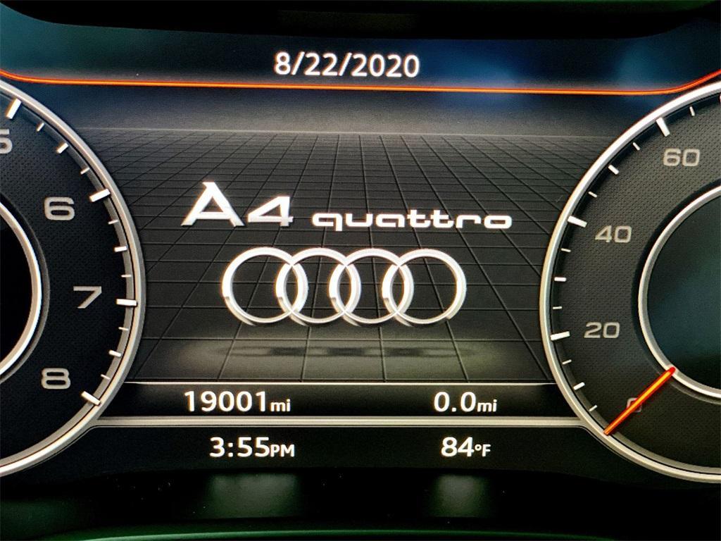 Used 2018 Audi A4 2.0T for sale Sold at Gravity Autos Marietta in Marietta GA 30060 15