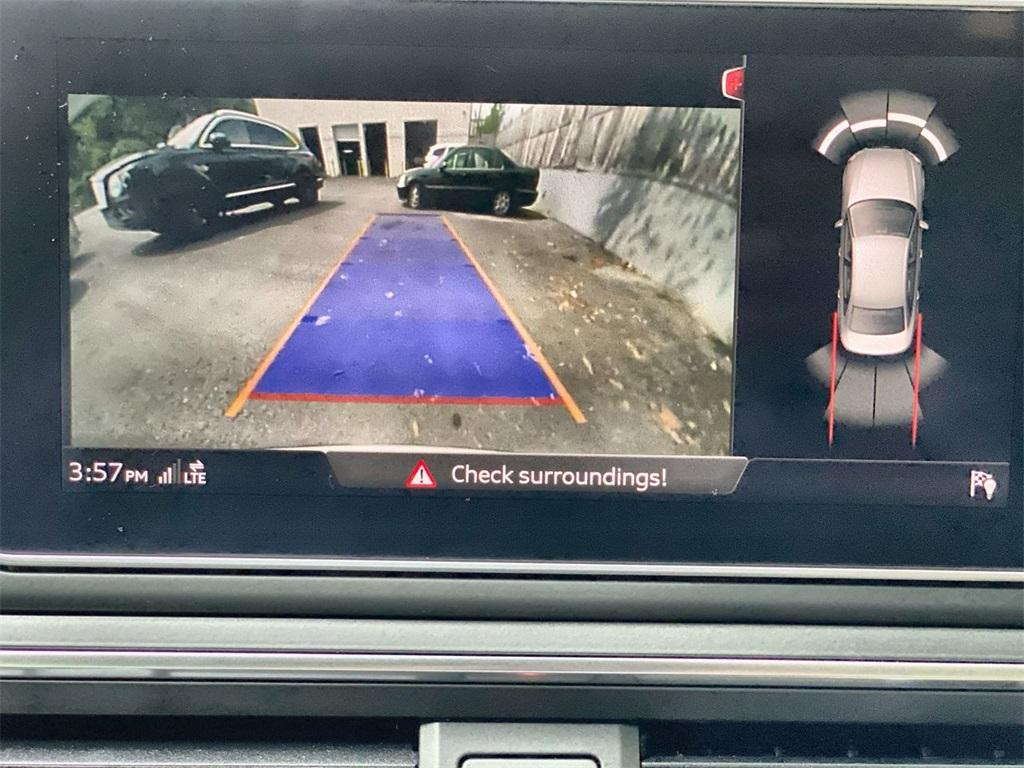 Used 2018 Audi A4 2.0T for sale Sold at Gravity Autos Marietta in Marietta GA 30060 17