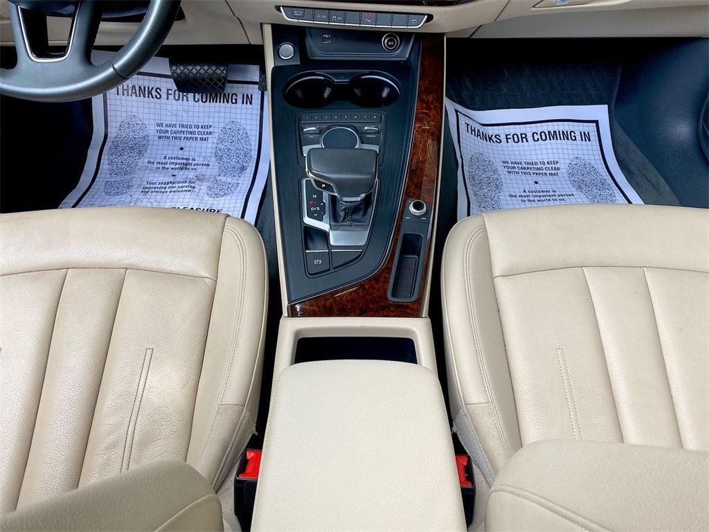 Used 2018 Audi A4 2.0T for sale Sold at Gravity Autos Marietta in Marietta GA 30060 21