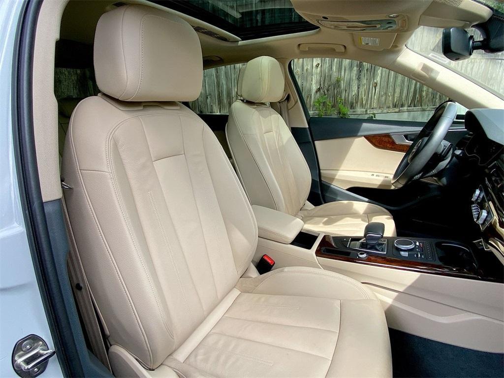 Used 2018 Audi A4 2.0T for sale Sold at Gravity Autos Marietta in Marietta GA 30060 25