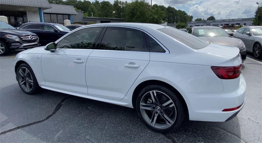 Used 2018 Audi A4 2.0T for sale Sold at Gravity Autos Marietta in Marietta GA 30060 6