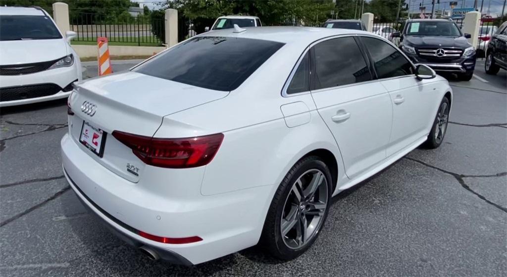 Used 2018 Audi A4 2.0T for sale Sold at Gravity Autos Marietta in Marietta GA 30060 8