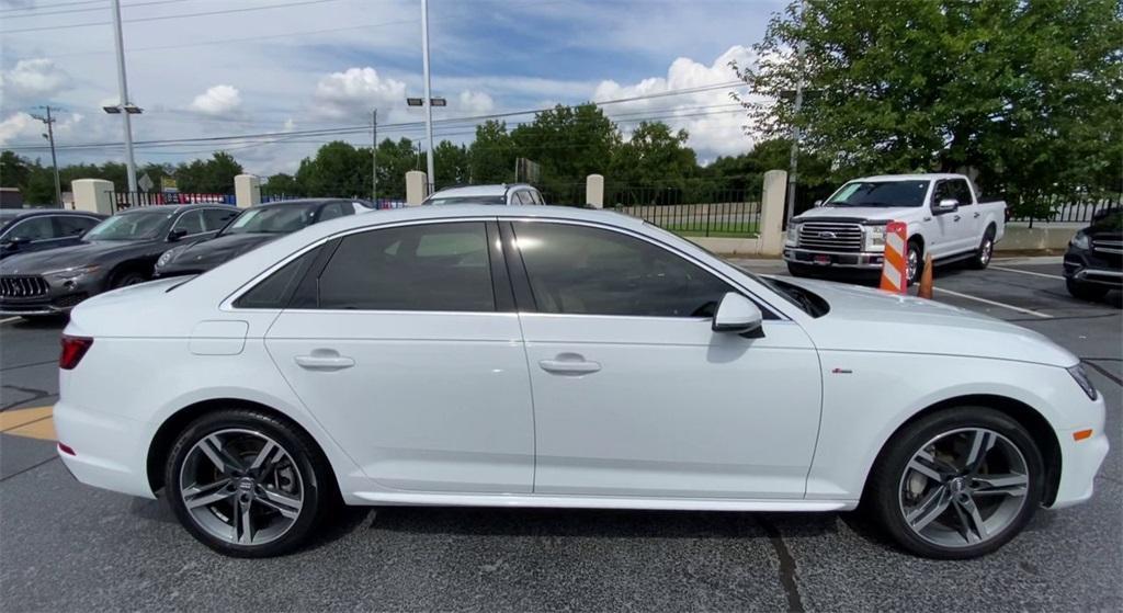 Used 2018 Audi A4 2.0T for sale Sold at Gravity Autos Marietta in Marietta GA 30060 9